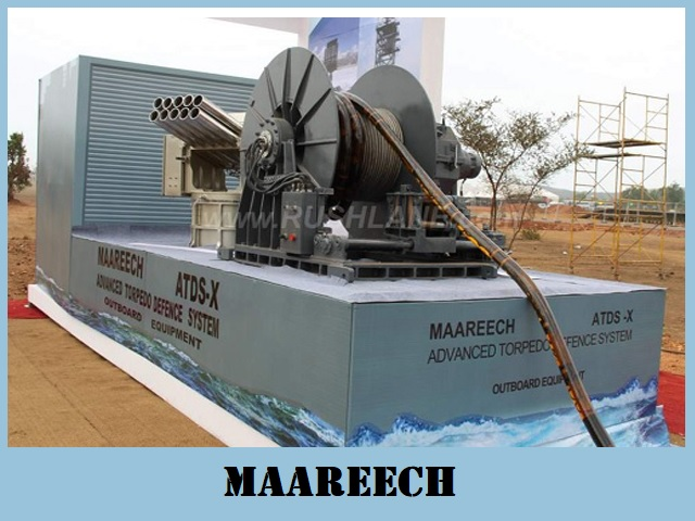 Advanced Torpedo Defence System