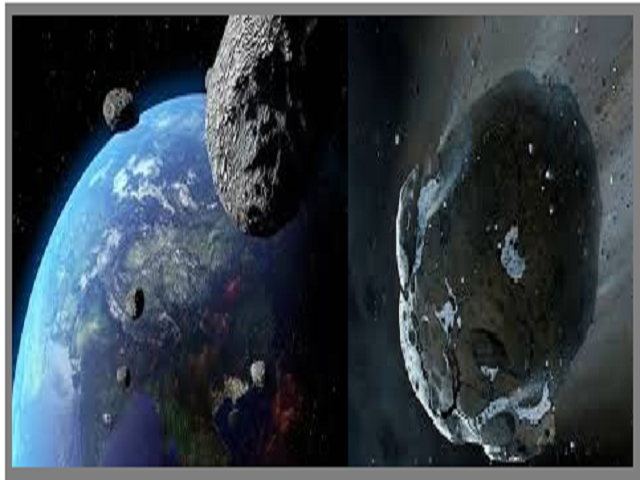 5 Asteroids will fly past Earth in next four days