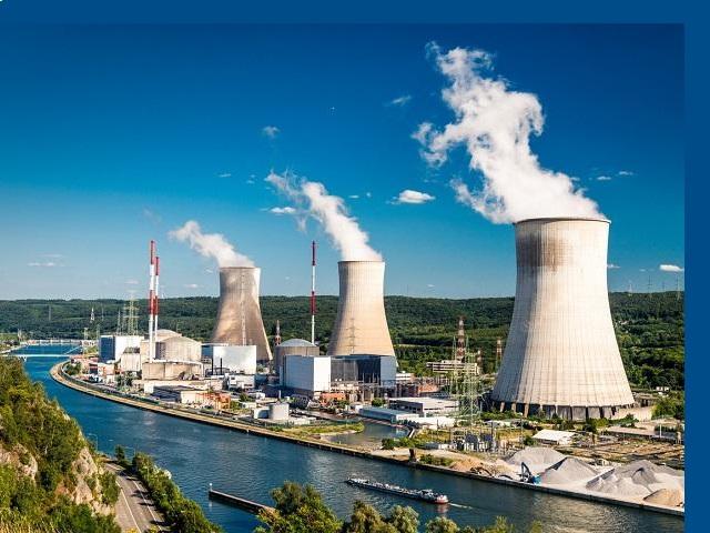 First lignite based power plant