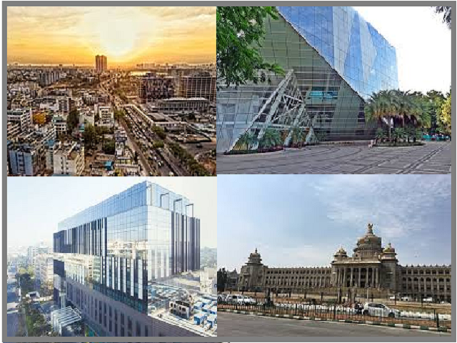 Bengaluru IT capital and Silicon Valley
