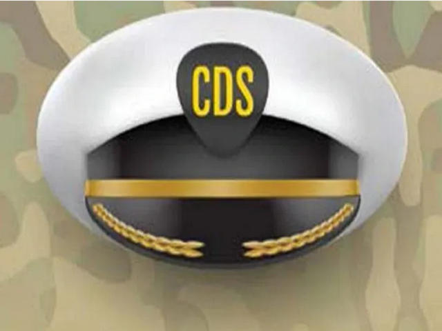 Chief of Defence Staff