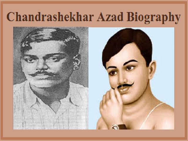 Chandrashekhar Azad Biography