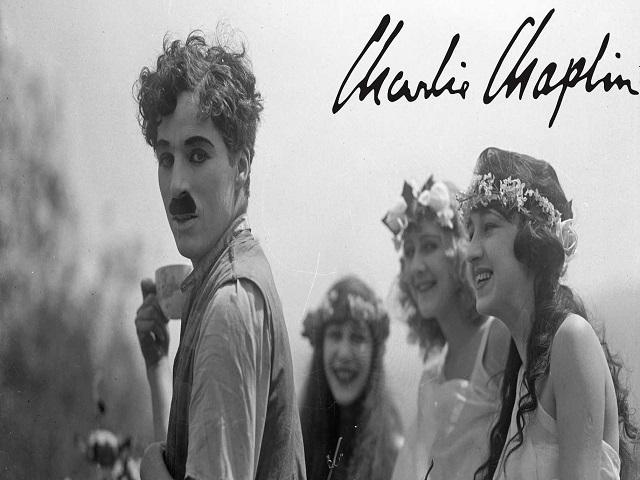 Charlie Chaplin's 131st birth anniversary
