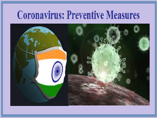 Coronavirus in India: Cure and Preventive Measures