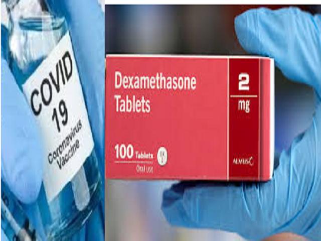 What is Dexamethasone?