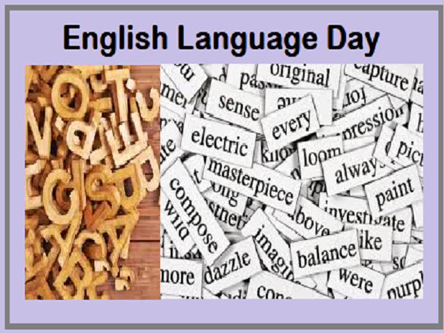 English Language Day