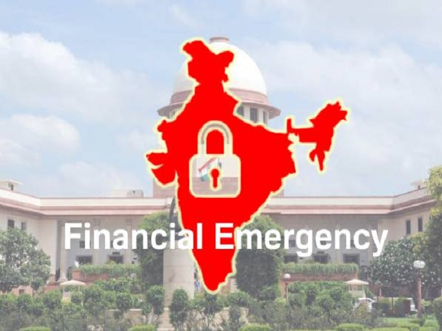 Financial Emergency:Meaning and effects