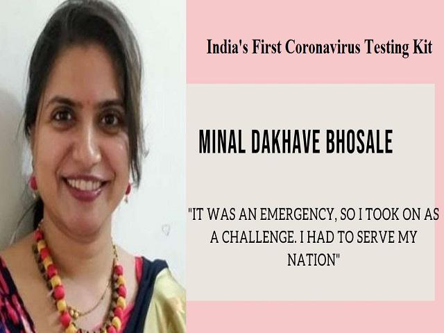 Minal Dakhave Bhosale