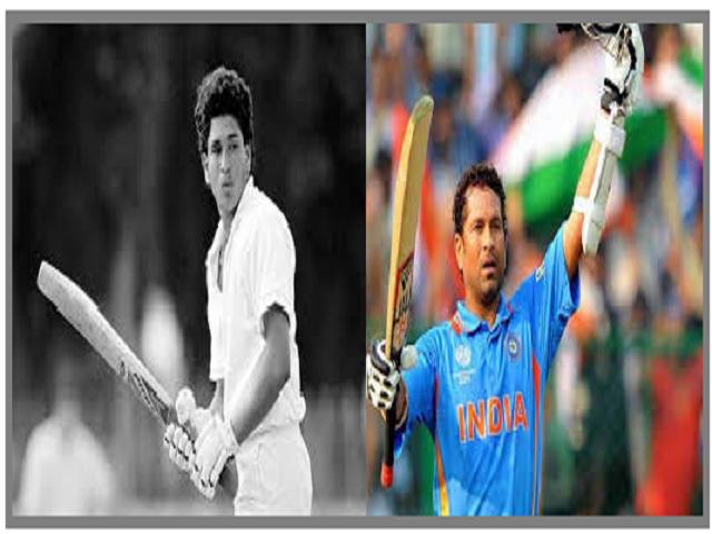 GK Quiz on Sachin Tendulkar