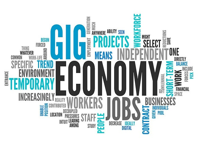 Gig Economy| Credit: Forbes