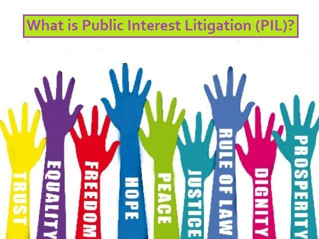 How to file PIL (Public Interest Litigation) in court?