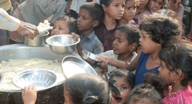 Global Hunger Index 2020 India ranks 94 among 107 countries in Hindi