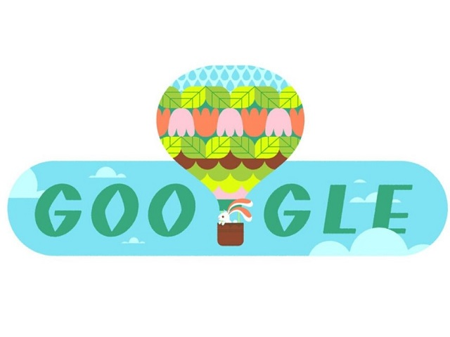 Google Doodle Sping 2020