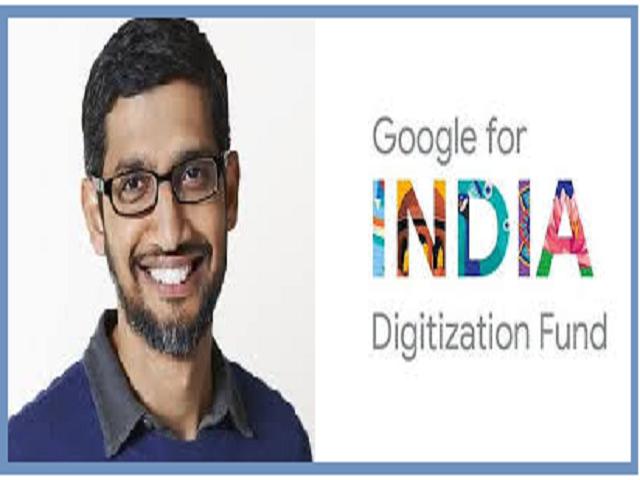 Google for India Digitization Fund