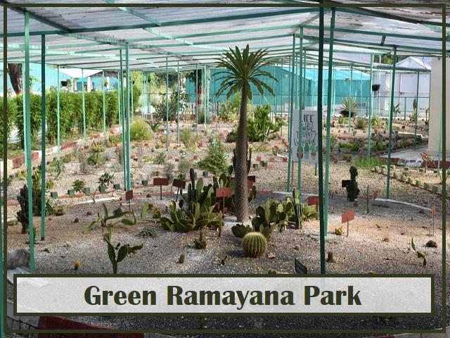 Green Ramayana Park 2020