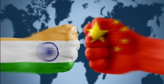 India 7 China defence comparison