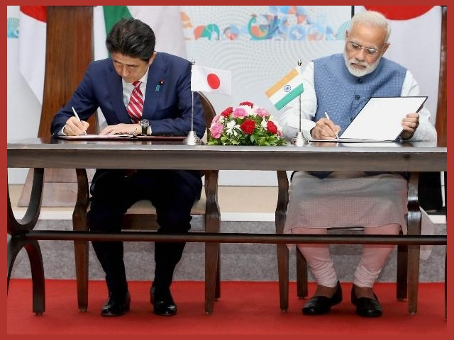 India-Japan Joint Moon Mission
