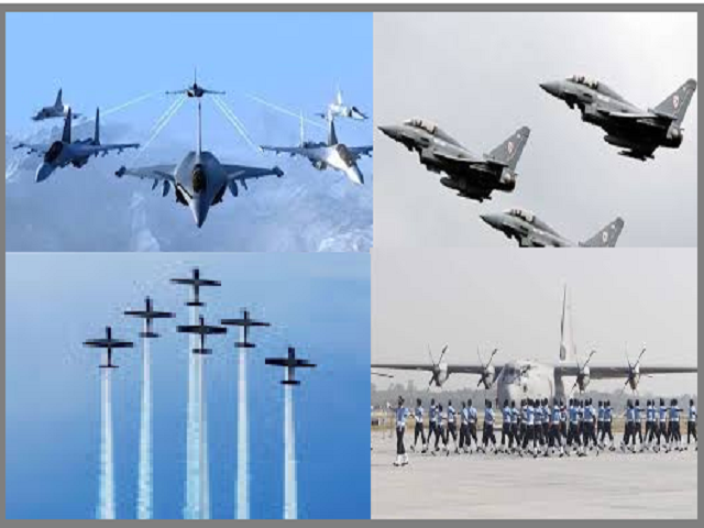 Indian Air Force Day 2020 History And Significance