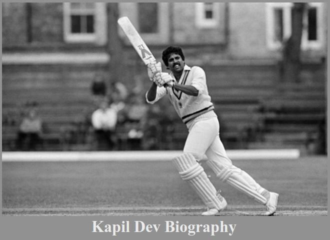 Kapil Dev Biography