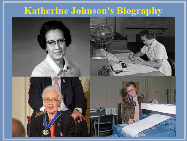 Katherine Johnson Biography