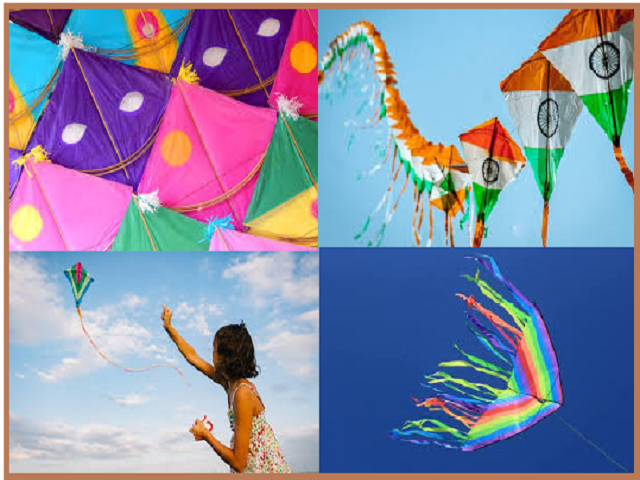 History of Kite Flying in India