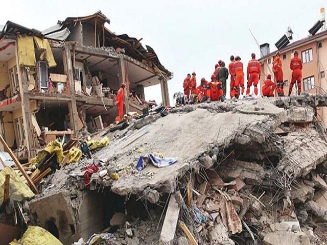 Natural Calamities in India