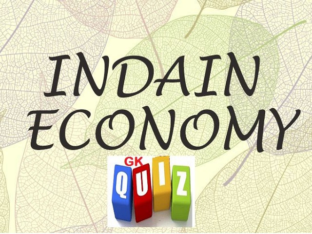 GK Questions and Answers on Gross Domestic Product(GDP) of India
