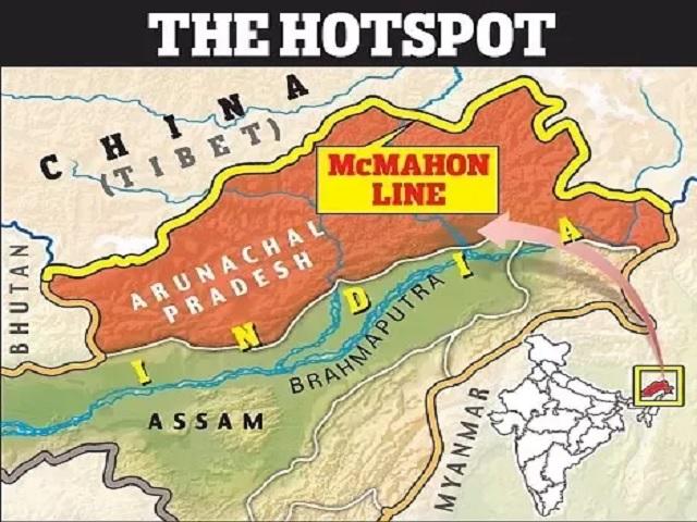 Mcmohan Line