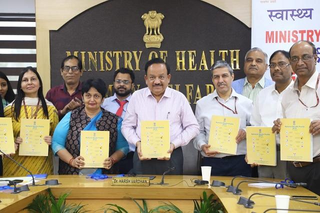 National Health Profile 2019