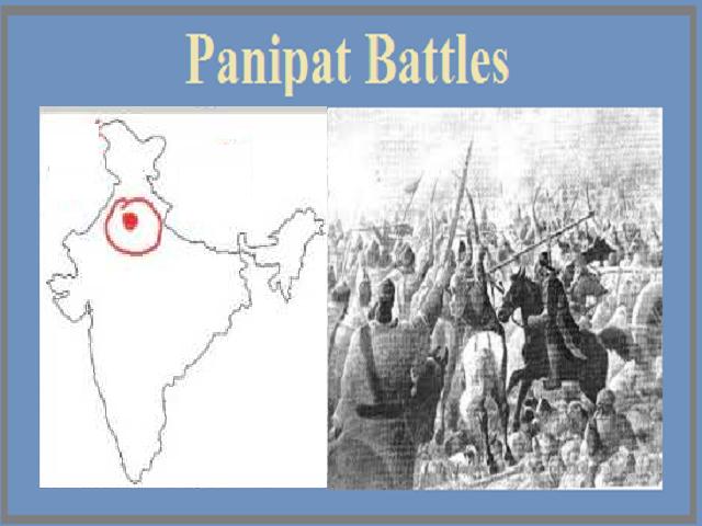 Panipat Battles
