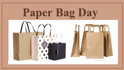 Paper bag day