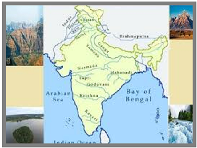 GK Quiz on Indian Geography: General Geography & Physical Features Set 2