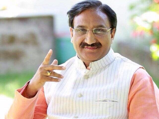 Dr Ramesh Pokhriyal