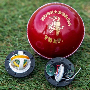 Smart Ball in Cricket