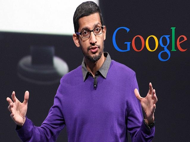 Sundar Pichai: CEO Google