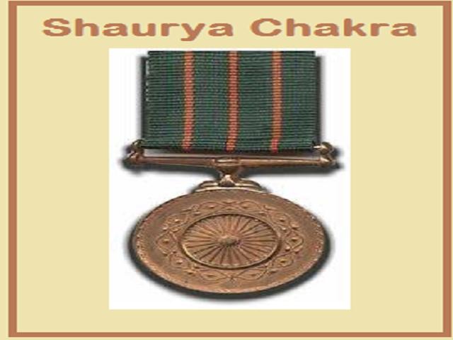 Shaurya Chakra