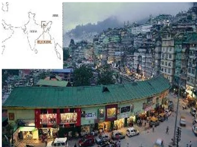 How Sikkim became the part of India ?