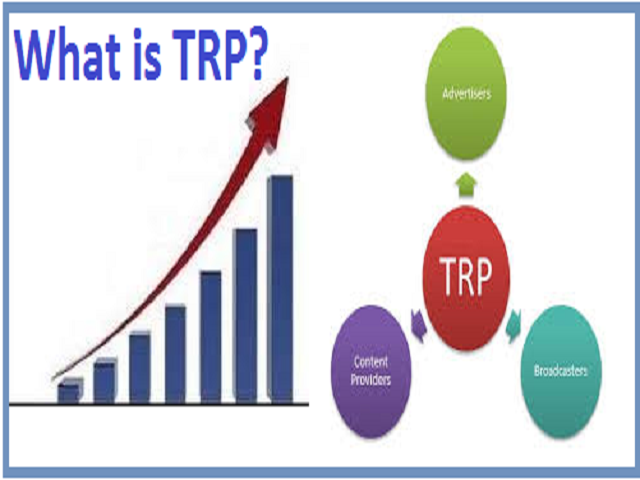 What is TRP and how is it calculated?