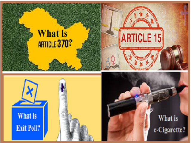 Top 10 'What is' searches on Google in India 2019