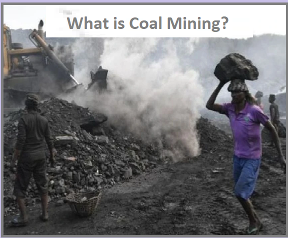What is Coal Mining?