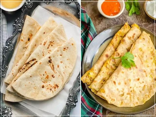 Roti vs Paratha tax controversy