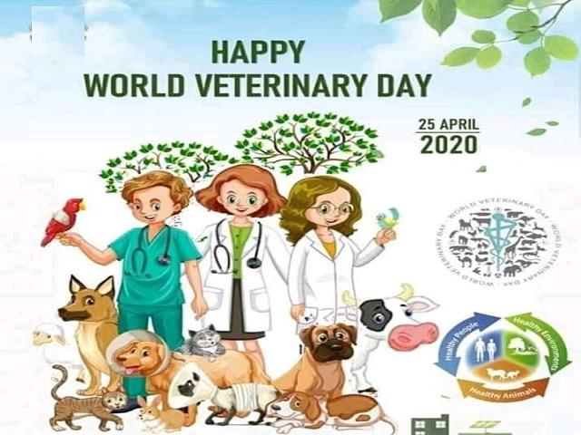 World Veterinary Day 2020