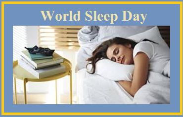 World-Sleep-Day