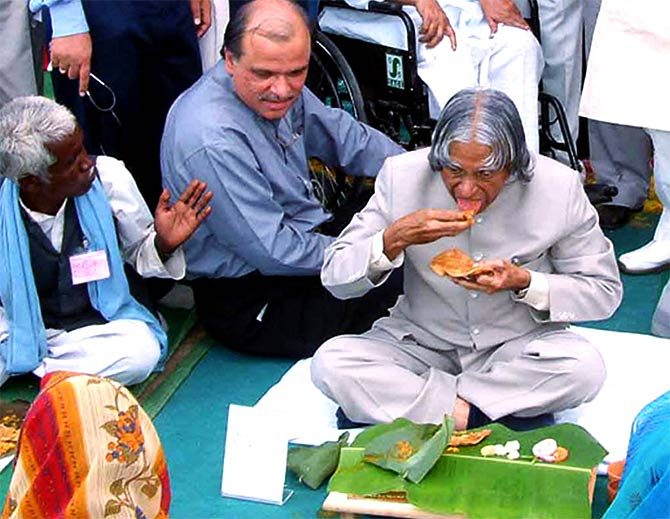 Missile Man of India:Dr A.P.J. Abdul Kalam