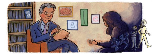Dr. Herbert Kleber Google Doodle