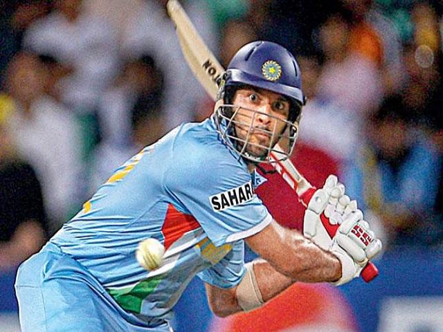Yuvraj Singh:Fastest fifty scorer in T20