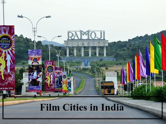Film Cities in India