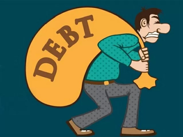 Debt on Indian Government 2020