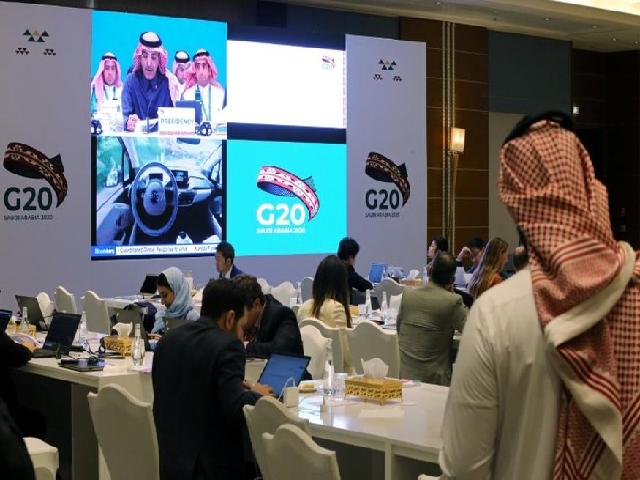 G20 Summit on Coronavirus