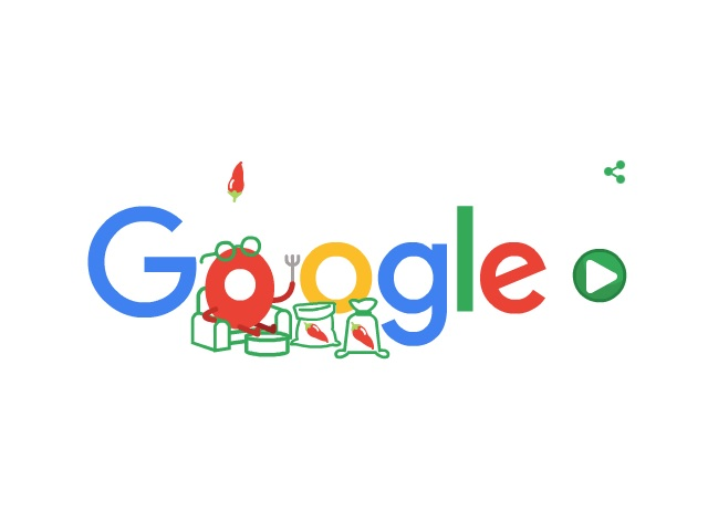 Google Doodle Today Scoville Game